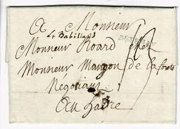 LOIRET  XVIIIè - ARTENAY SUR LAC DU 2 MAI 1791 - 1701-1800: Precursors XVIII