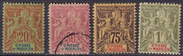 SPM - 4 Groupe Neufs FAUX - Unused Stamps