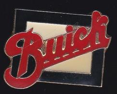 71508-Pin's. Buick Marque Automobile Américaine Détenue Par Le Groupe General Motors - Corvette