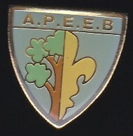 71514-Pin's.A.P.E.E.B. Blason. - Associazioni