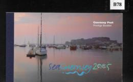 2005 MNH Guernsey, Booklet, Postfris** - Guernesey