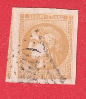 N°43B SUPERBE UN VOISIN AUCUN DEFAUT - 1870 Bordeaux Printing