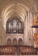 Romania -  Postcard Unused - Sibiu - Evangelical Parish Church, View Of The Organ - Romania
