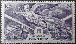 R2740/686 - 1946 - WALLIS Et FUTUNA - POSTE AERIENNE - N°4 NEUF* - Unused Stamps