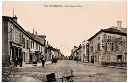 NEUVES-MAISONS (54) RUE GENERAL THIRY. - Neuves Maisons