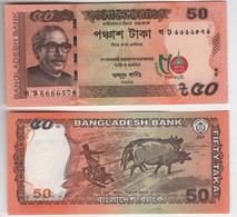 Bangladesh - 50 Taka 2021 UNC T.1 Comm. Lemberg-Zp - Bangladesh