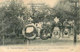 75* PARIS (14)  Fosse De Federes  Fusilles En Mai 1871         RL15,0428 - District 14