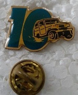 Pin's - Automobiles - 10 4x4 - - Rallye