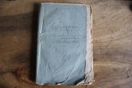 1823 Ordonnance Du Roi  Indemnités  Des Militaires - Documenti Storici