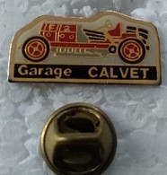 Pin's - Automobiles - GARAGE CALVET - - Altri