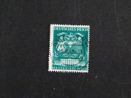 ALLEMAGNE GERMANY DEUTSCHLAND DEUTSCHES REICH YT 693 OBLITERE - FOIRE DE VIENNE ATTRIBUTS ET OFFICE - Used Stamps