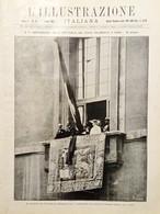 L'illustrazione Italiana - Mussolini Parla Dal Palazzo Venezia - N. 26 - 1923 - Autres