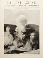 L'illustrazione Italiana - L'eruzione Dell'Etna - N. 25 - 1923 - Autres
