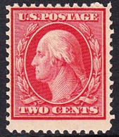 !a! USA Sc# 0332 MNH SINGLE (a1) -George Washington - Unused Stamps