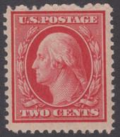 !a! USA Sc# 0332 MNH SINGLE (a2) -George Washington - Unused Stamps