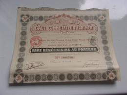 L'AUTOCOMMUTATEUR LORIMER (1908) - Unclassified