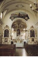 Romania -  Postcard Unused - Sibiu -  Franciscan Monastery Church, Altar View - Romania