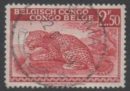 Belgian Congo - #219 - Used - 1923-44: Gebraucht