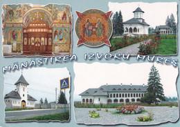 Romania -  Postcard Unused - Izvoru Mures Monastery, Harghita County - Romania