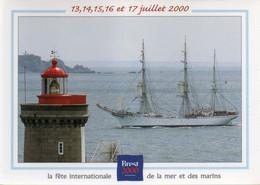 Brest - Fête Internationale De La Mer - 2000 - Brest