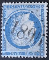 60A Planchage 88G3 2ème état, Obl GC 1895 Jublains (51 Mayenne ) Ind 14 - 1849-1876: Periodo Classico