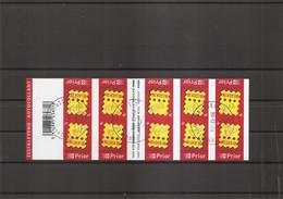 Belgique ( Carnet 64 Oblitéré) - Carnets 1953-....