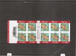 Belgique ( Carnet 53 Oblitéré) - Carnets 1953-....