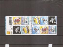 Belgique ( Carnet 49 Oblitéré) - Carnets 1953-....