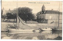 NOIRMOUTIER - Le Port Et La Place D'Armes - Noirmoutier