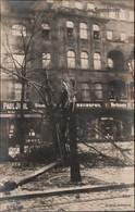! Alte Ansichtskarte Berlin Revolution 1919, Generalstreik, Erstürmung Lichtenbergs, Nähe Bahnhof Frankfurter Allee - Other