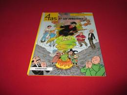 Les 4 As Et Les Sorcières Eo 1997 - Unclassified
