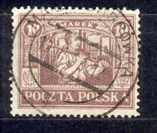Polska Polen Ostoberschlesien 1922 - Michel  Nr. 14 O - Slesia