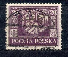 Polska Polen Ostoberschlesien 1922 - Michel  Nr. 15 O - Slesia