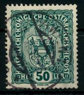 ÖSTERREICH 1916 Nr 195x Gestempelt X7C255E - Usados