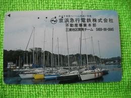 7250 Télécarte Collection BATEAU  PORT   ( Recto Verso)  Carte Téléphonique - Barche