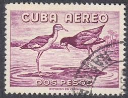 Cuba, Scott #C145, Used, Bird, Issued 1956 - Airmail