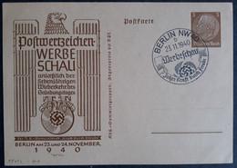 DR Privatganzsache PP 122 C116 Mit Sonderstempel Berlin (2295) - Interi Postali