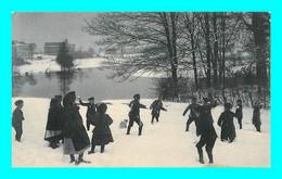 A941 / 201  Bataille De Boule Neige - Sport Invernali