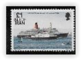 Ile De Man 1997 N° 772A Neufs Bateaux - Man (Insel)
