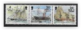 Ile De Man 1996 N° 719/721 Neufs Bateaux - Man (Insel)