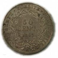 CERES - 50 Centimes 1895 A, Lartdesgents.fr - G. 50 Centimes