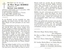 Roger Barbez (1926-1980) - Santini