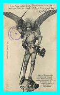A766 / 521 50 - LE MONT SAINT MICHEL Statue De L'archange Michel - Le Mont Saint Michel