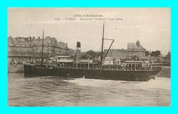 A886 / 131 35 - SAINT MALO Départ Du SAINT BRIEUC Pour Jersey ( Bateau ) - Saint Malo