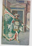 Paggi Delle Storiche Contrade Di Siena OCA - Um 1950 - Costumi