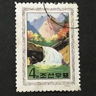 ◆◆◆Korea, North 1964,  4ch  USED  AB7133 - Korea (Noord)