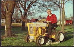 USA - Postcard - 1963 - IH Cub Cadet - Small Tractors - A1RR2 - Other
