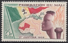N° 1 Du Mali - X X - ( E 1201 ) - Briefmarken