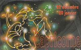 CAPRICORNE - Zodiaco