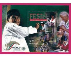 Ref. 113801 * MNH * - MEXICO. 2001. FUND FOR INDIGENOUS EDUCATION AND HEALTH . FONDO PARA LA EDUCACION Y SALUD INDIGENA - Medicine